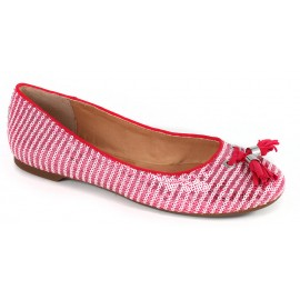 Sperry Bliss Berry-Wht Stripe SQ