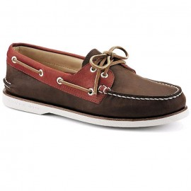 Sperry Gold Brown-Red  Gold Brown-Red