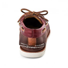 Sperry Gold Brown-Red
