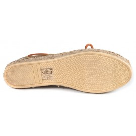 Балетки  Sperry Katama Linen Metal  9153149 фото 5