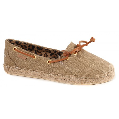 Балетки  Sperry Katama Linen Metal  9153149
