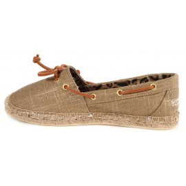 Балетки  Sperry Katama Linen Metal  9153149 фото 2