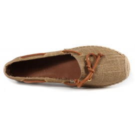 Балетки  Sperry Katama Linen Metal  9153149 фото 3