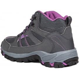 Ботинки Hi-Tec Lima Charcoal Viola 42-5B003W фото 3