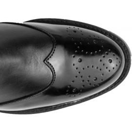 Ботинки Cadutalibera Abbrasivato Crust F103  фото 3